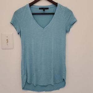 WHBM Light Blue Tshirt